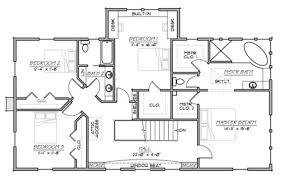 farmhouse style house plan 5 beds 3 00 baths 3006 sq ft plan 485 1 simple farmhouse drawing great farm house plans best house plan