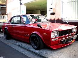 nissan skyline c10 for sale tight quarters
