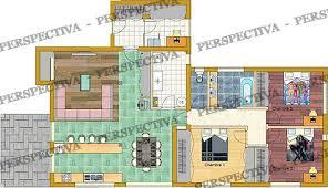 plan de maison 5 chambres maisons individuelles en bois modernes toit plat contemporaine ou