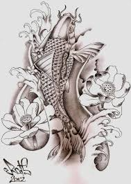 fabulous japanese artist design koi fish tattooshunter com