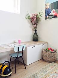 Ikea Kids Room Storage by Best 25 Child Desk Ideas Only On Pinterest Diy Childs Room