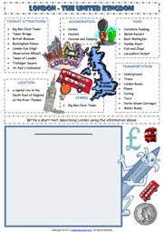 places esl printable worksheets and exercises