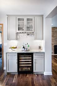 Kitchen Bar Designs by Living Room Gray Bar Cabinets Gold Hardware Airmaxtn