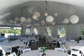outdoor party tent lighting party tent decoration ideas tent lighting and decorating packages we