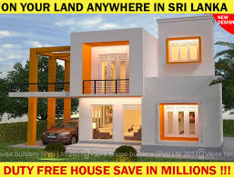 new house designs two story vajira house builders limited best house