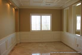 Meaning Of Wainscoting Porter Ranch Moulding Trim Installing Painting