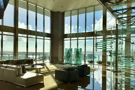 record sale price miami penthouse aims for record 65 million sale wsj