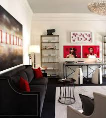 red and black home decor good looking black and red home decor in minimalist backyard