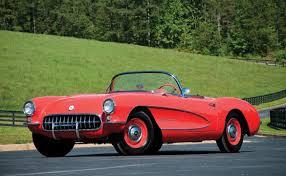 rarest corvette 1957 airbox corvette sells for 374 000 corvette sales