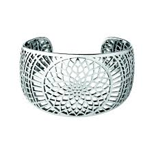 silver cuff bracelet with images Timeless silver cuff bracelet links of london jpg
