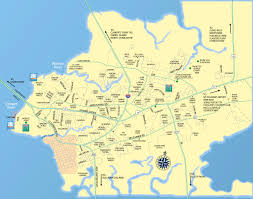 Sc County Map Maps Of Mount Pleasant Real Estate Area Residential And