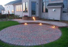 Patio Paver Lights Patio Paver Lights Home Design Inspiration Ideas And Pictures
