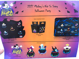 johnson city halloween events mickey u0027s not so scary halloween party 2017 opening night theme