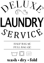 Make A Laundry Hamper by Vintage Laundry Hamper Decal Eclectic Momsense