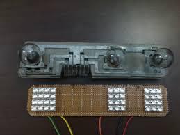 how to make custom led tail lights led car tail lamps