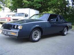 1982 Buick Grand National For Sale 1987 Buick Regal For Sale On Classiccars Com 14 Available