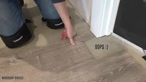 is vinyl flooring or bad why we chose lifeproof vinyl flooring and how to install it