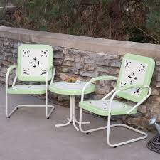 Iron Patio Furniture Sets - aluminum patio dining sets patio design ideas metal furniture