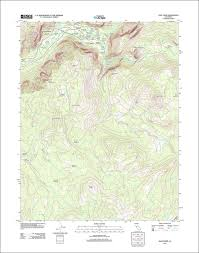 Topographical Map Of United States by Sciency Thoughts United States Geological Survey Releases New