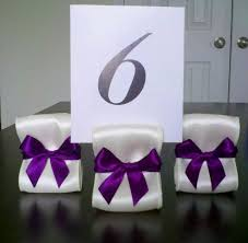 Wedding Table Number Holders 29 Best Wedding Number Holders Images On Pinterest Place Card
