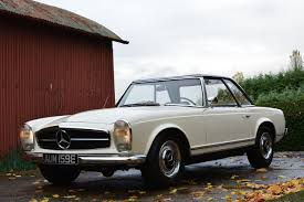 classic mercedes coupe classic mercedes 190sl restoration project stuns the crowd at