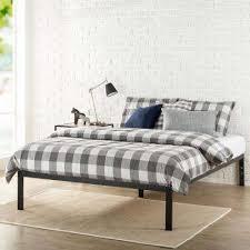 King Size Metal Bed Frames Bed Frame Bed Frames Box Springs Bedroom Furniture The