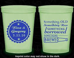 something something new something borrowed something brewed something cups etsy