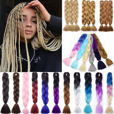 braided extensions braid hair extensions ebay