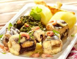 cuisiner des anguilles anguilles au vert à l omer colruyt