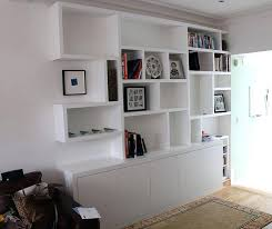 Built In Tv Bookcase Bookcase Bookcases Shelves Tv Above Electric Fireplace With
