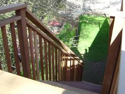 deck stair railing construction stylish deck stair railing