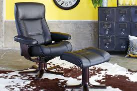 Harvey Norman Recliner Chairs Viking Standard Prime Leather Recliner And Footstool By Img