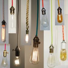 plug in glass pendant light top 44 exceptional edison pendant light lowes bronze inspirational