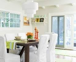 Beautiful Dining Room Chair Slipcovers With Arms Images Image Of - Dining room chair slipcovers with arms