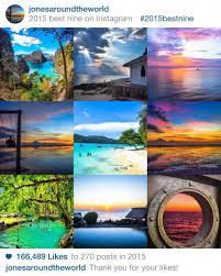 tad jones top 50 instagram posts of 2015 jones around the world