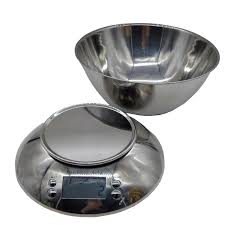 balance cuisine tool stainless steel electronic weight scale food balance cuisine