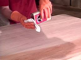 how to remove stains from wood table how to refinish a table how tos diy