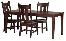 Custom Wood Dining Room Tables by Dining Room Interesting Dining Room Design With Canadel Furniture