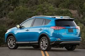 toyota adds hybrid model of the rav4 compact crossover houston