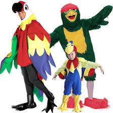 Parakeet Halloween Costume Parrot Costumes Mardi Gras Party Costumes Brandsonsale