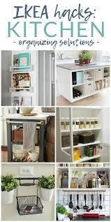 kitchen cabinet storage ideas ikea ikea kitchen organizing hacks 10 genius ideas kitchen