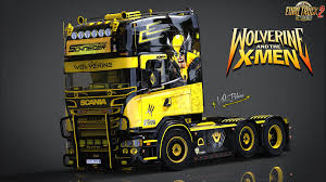 skin pack new year 2017 for iveco hiway and volvo 2012 2013 v8k blaine download ets 2 mods truck mods euro truck simulator 2