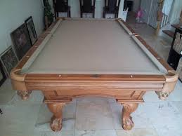 Used Billiard Tables by New And Used Pool Tables For Sale 8 Ball Pool Tables 727 278 9071