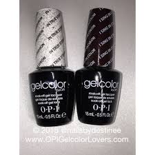 the gwen stefani collection u2013 opi gelcolor lovers