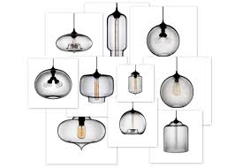Blown Glass Pendant Lighting Blown Glass Pendant Lights Look Stunning In Any Environment