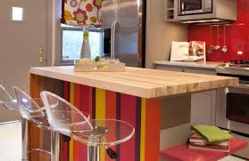 bar breakfast bar with 4 stools bright breakfast bar with