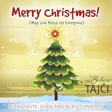 merry may god bless us everyone by tajči on spotify