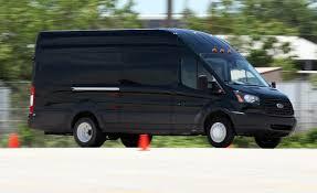 ford transit wagon xlt