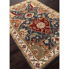 Blue Wool Rug 8x10 15 Best Rugs Images On Pinterest Wool Rugs Area Rugs And Carpets