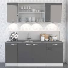 element de cuisine gris meuble de cuisine blanc et gris meuble de cuisine element haut pas